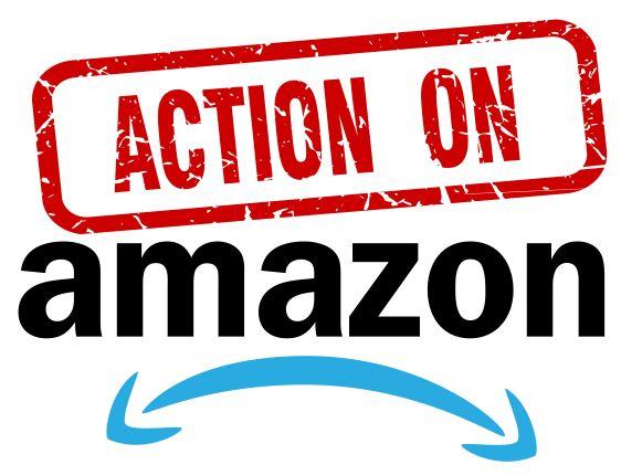 Action on Amazon logo
