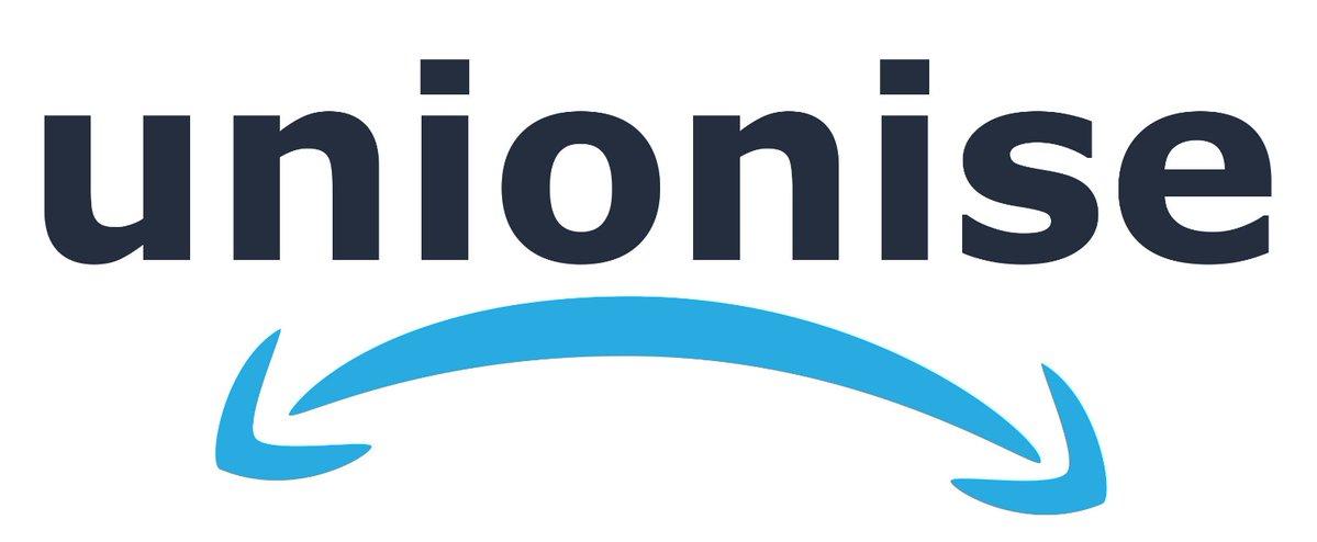 Unionise Amazon logo
